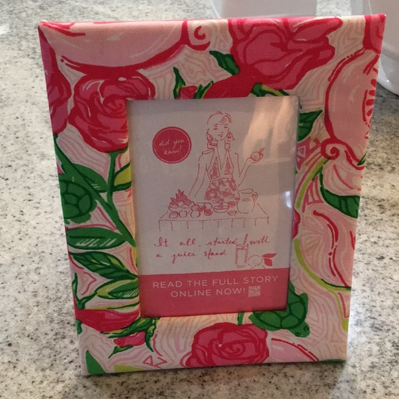 MWT Lilly fabric frame